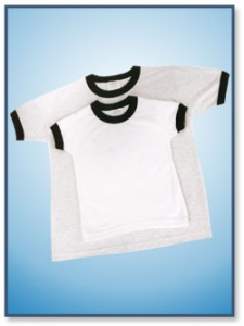 T-Shirt Contrast for Kids