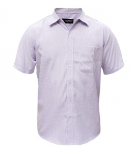 Oxford Stripe Shirts Short sleeve