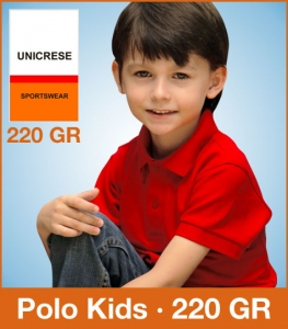 Polo Kids 220GR