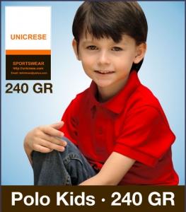 Polo Kids 240GR