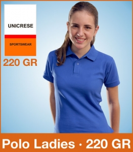 Polo Ladies 220GR