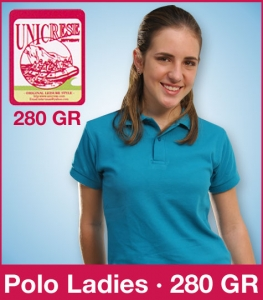 Polo Ladies 280GR