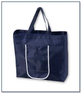 Polyester Foldable Shopper 4542