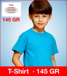 T-Shirt Kids 145GR