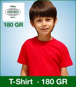 T-Shirt Kids 180GR