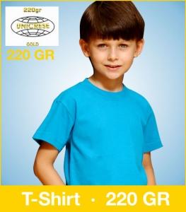 T-Shirt Kids 220GR